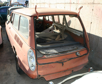 Late Type 3 wagon for parts or restoration