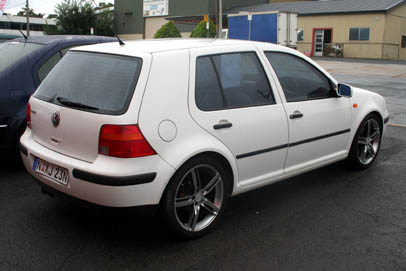 1999 VW Golf IV