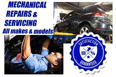 Auto Mechanics Workshop